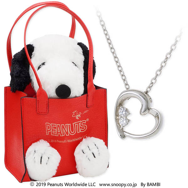 SNOOPY スヌーピー&アクセサリーギフトセット KNIL0038-K2000008